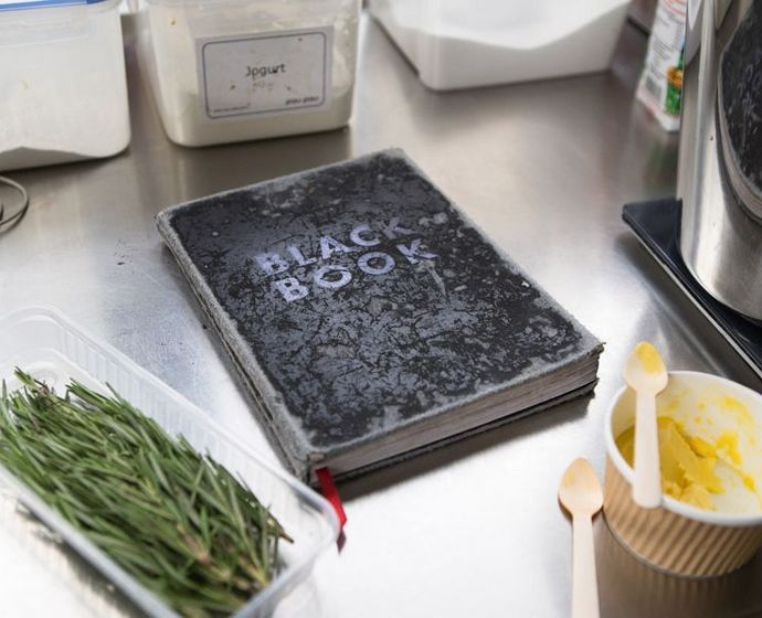 The recipe book for the creations