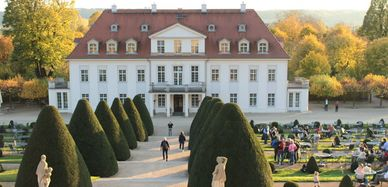 Wackerbarth castle