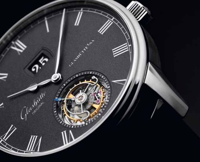 The Senator Tourbillon watch